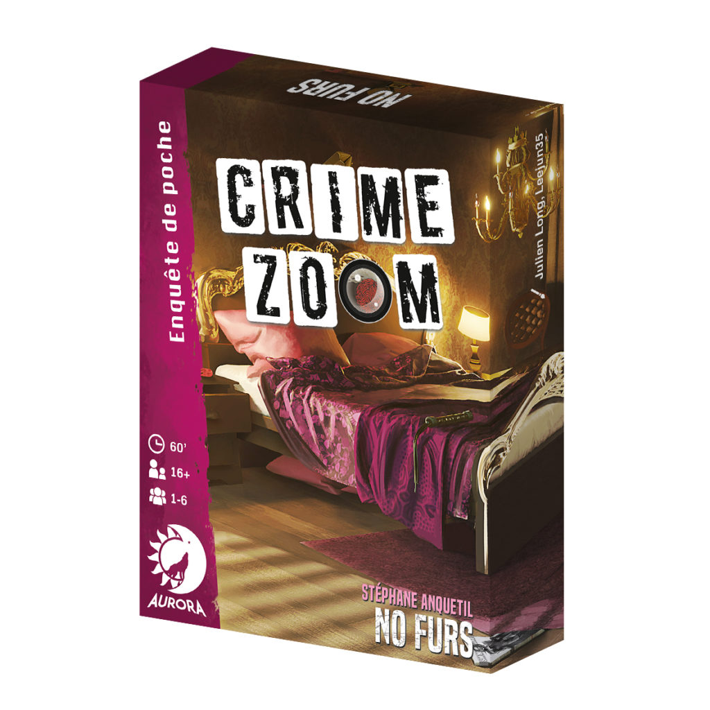 Jeux crime zoom - 4 - No furs